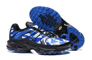 basket nike air max tn requin blue white